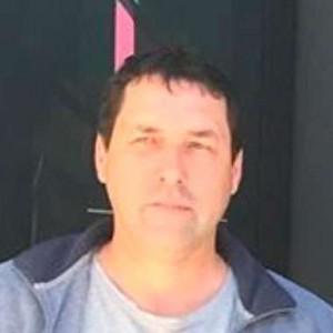 Headshot of the artist Adam King
