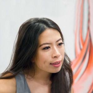Headshot of the artist Christina Huynh (Styna)
