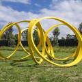 Thumbnail image of artwork titled Eight Rings by Dan Templeman