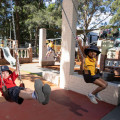 Thumbnail image of artwork titled St Peters Fences Playground by Mike Hewson