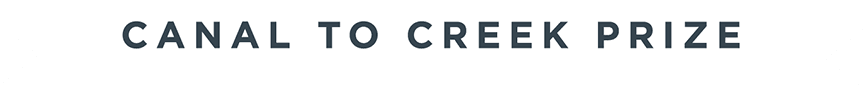Canal to Creek Prize art competition logo