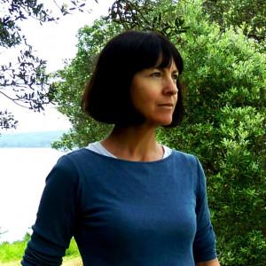Headshot of the artist Gill Gatfield