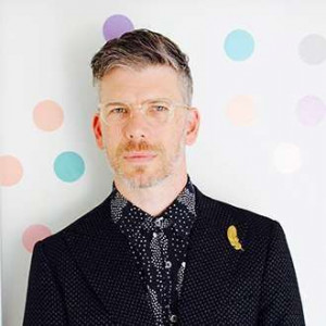Headshot of the artist Dan Templeman